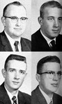 Interview with Thomas Krones, John Lowey, Roger Weller, and Thomas Wilson, Class of 1959 by Thomas Krones, John Lowey, Roger Weller, and Thomas Wilson
