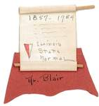 1924 Founder's Day Placeholder by Illinois State University