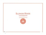 1995 Founder's Day Correspondence by Illinois State University