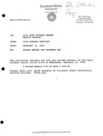 1995 Founder's Day Invoices by Illinois State University