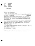1995 Founder's Day Planning Document Suggestion Plans and Meeting Notes