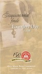2008 Founder's Day Event Program by Illinois State University