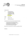 2008 Founder's Day Information Packet