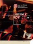 2009 Founder's Day Event Invitation by Illinois State University