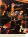 2012 Founder's Day Invitation by Illinois State University