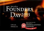 2013 Founder's Day Schedule of Events by Illinois State University