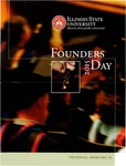 2015 Founder's Day Program by Illinois State University