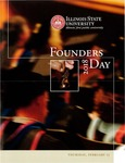 2018 Founder's Day Schedule of Events by Illinois State University