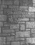 1998 Illinois Shakespeare Festival by School of Theatre and Dance