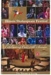 2012 Illinois Shakespeare Festival Program