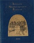 1994 Illinois Shakespeare Festival Program