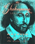 1992 Illinois Shakespeare Festival Program by School of Theatre and Dance