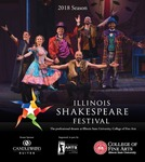 2018 Illinois Shakespeare Festival Program