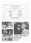 1981 Illinois Shakespeare Festival Program