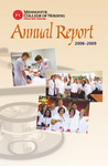 Annual Report, 2008-2009 by Mennonite College of Nursing