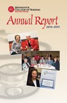Annual Report, 2014-2015 by Amy Irving