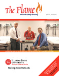 The Flame  2014-15 Issue