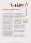 The Flame Summer 2006 Issue by Amy Irving