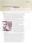 Milner Matters Fall 2007