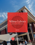 Milner Library Annual Report, 2017 by Milner Library