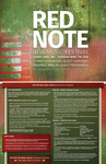 Red Note New Music Festival Composition Competition Announcement, 2016