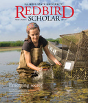 Redbird Scholar, Volume 1 Number 1 by Illinois State University