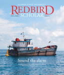 Redbird Scholar, Volume 4 Number 2 by Illinois State University