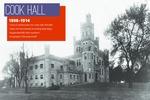 Cook Hall, 1898-1914