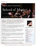 School of Music Faculty Newsletter, October 2011