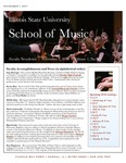 School of Music Faculty Newsletter, November 2011