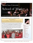 School of Music Faculty Newsletter, December 2011