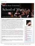 School of Music Faculty Newsletter, March 2012