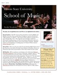 School of Music Faculty Newsletter, May 2012