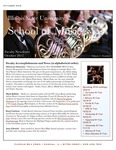 School of Music Faculty Newsletter, October 2012
