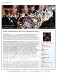 School of Music Faculty Newsletter, November 2012