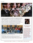 School of Music Faculty Newsletter, May 2013