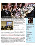 School of Music Faculty Newsletter, March 2016