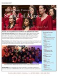 School of Music Faculty Newsletter, November 2017 by School of Music