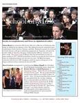 School of Music Faculty Newsletter, September 2016