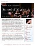 School of Music Faculty Newsletter, September 2014