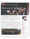 School of Music Faculty Newsletter, November 2014 by School of Music