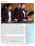 School of Music Faculty Newsletter, September 2018 by School of Music,