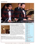 School of Music Faculty Newsletter, December 2018 by School of Music