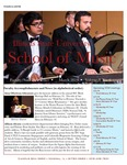 School of Music Faculty Newsletter, March 2019 by School of Music,