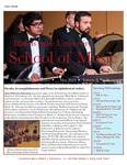 School of Music Faculty Newsletter, May 2019
