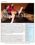 School of Music Faculty Newsletter, October 2019
