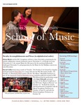School of Music Faculty Newsletter, November 2019