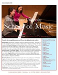 School of Music Faculty Newsletter, December 2019