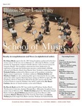 School of Music Faculty Newsletter, March 2021