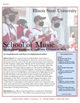 School of Music Faculty Newsletter, April 2021